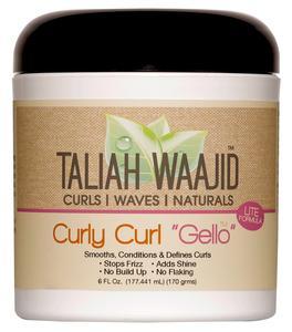 """Taliah Waajid Curly Curl """"gello"""""""