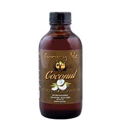 Sunny Isle Coconut Jamaican Black Castor Oil