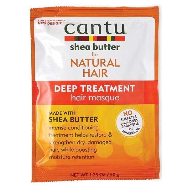 Cantu Shea Butter Deep Treatment Masque For Natural Hair 50g