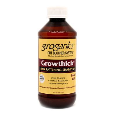 Groganics Hair Fattening Shampoo
