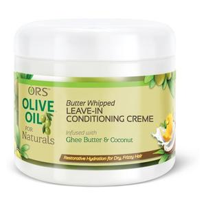 Ors Olive Oil Natural Butter Whipped Leave-in Conditioning Creme
