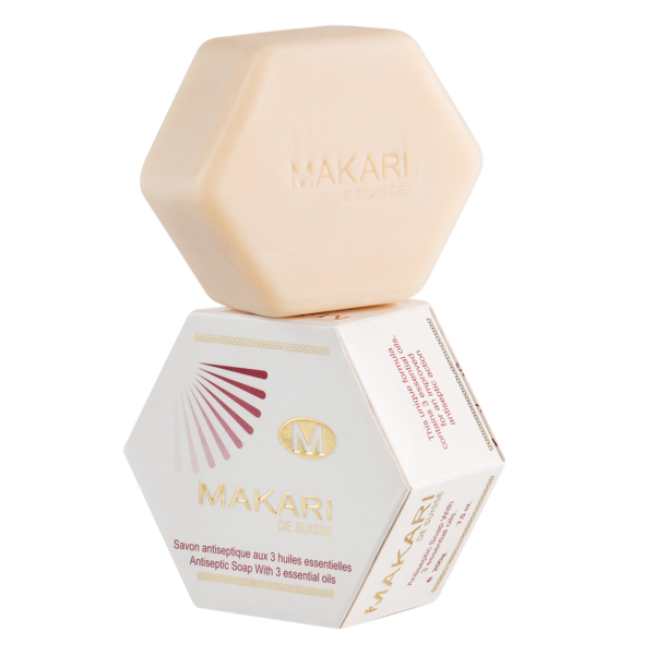 Makari Antiseptic Soap With 3 Essential Oils