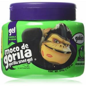 Moco De Gorila Gel Galan Green