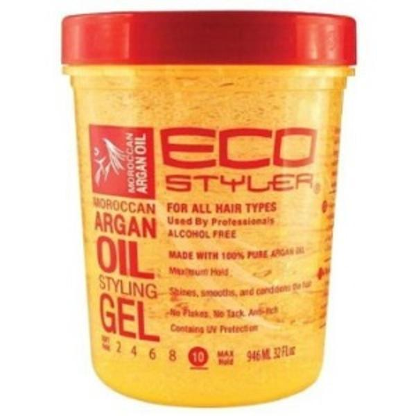 Eco Styler Professional Styling Gel With Argan Oil 32oz