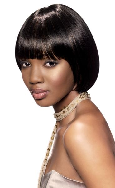 Sleek Synthetic Wig Vogue