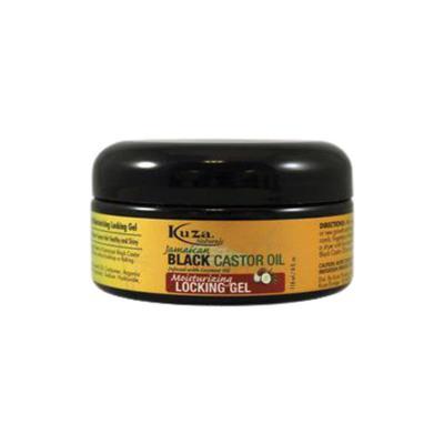 Kuza Naturals Jamaican Black Castor Oil Moisturising Locking Gel