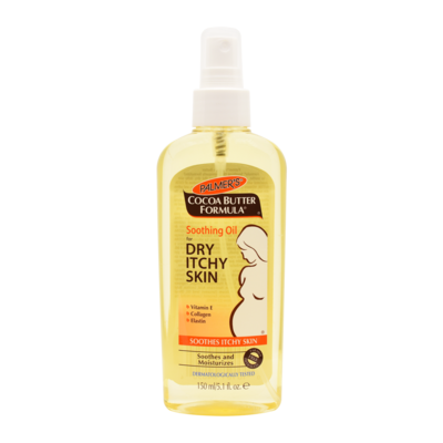 Palmer's Cocoa Butter Soothing Oil For Dry Itchy Skin
