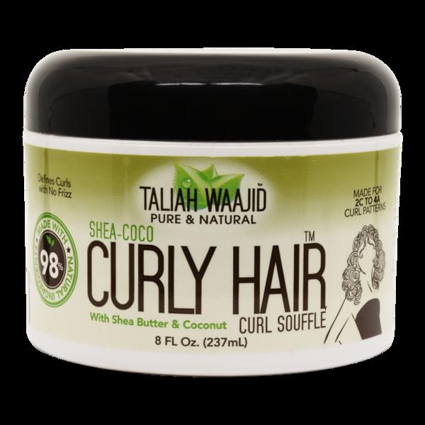 Taliah Waajid Shea Coco Curly Hair Souffle