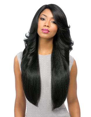 Sensationnel Empress Custom Synthetic Lace Wig - Perm Wedge