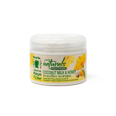 Jamaican Mango & Lime Coconut Milk & Honey Moisture Masque