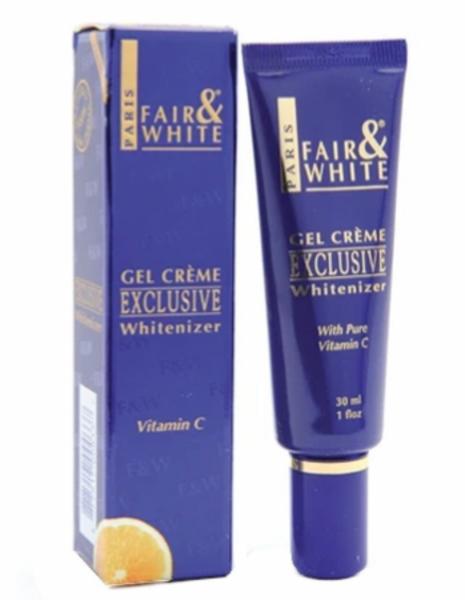 Fair & White Exclusive Whitenizer Gel Cream With Vitamin C