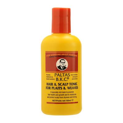 Paltas B.k.c  Hair And Scalp Tonic For Plaits And Weaves