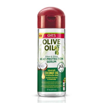 Ors Olive Oil Heat Protect Serum