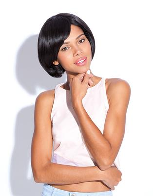 100% Premium Synthetic Wig - Power Bob