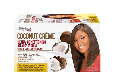 Original Africa's Best Coconut Creme Ultra-conditioning Relaxer System