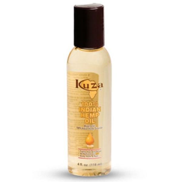 Kuza 100% Indian Hemp Oil