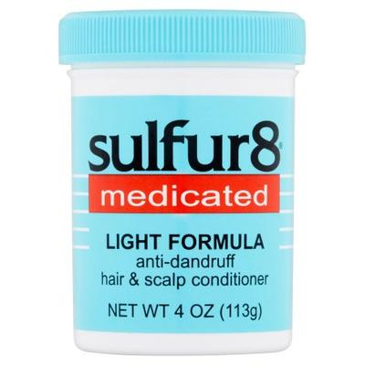 Sulfur 8 Hair & Scalp Conditioner Jar Lite