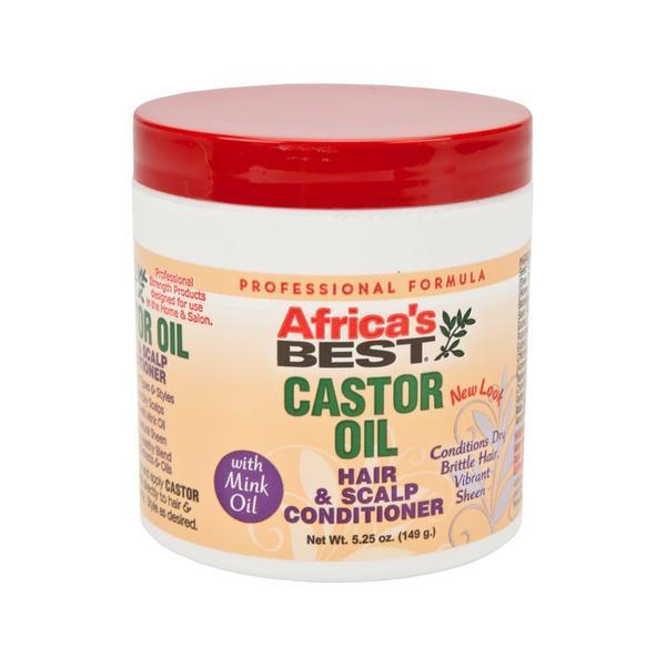 Africa's Best Castor Oil