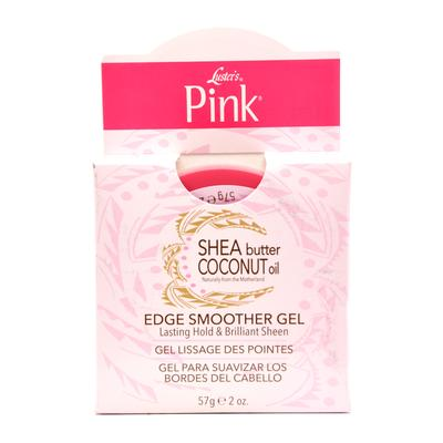 Luster's  Pink Shea Butter Coconut Oil Edge Smoother Gel