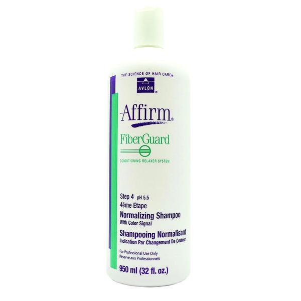 Avlon Fiberguard Normalizing Shampoo (step 4)