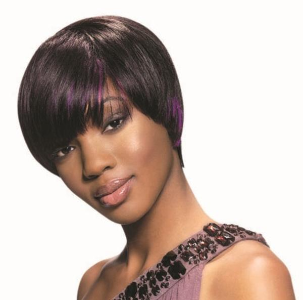 Sleek 100% Human Hair Wig Ella