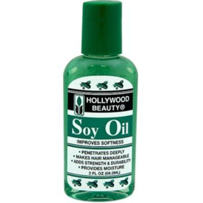 Hollywood Beauty Soy Oil