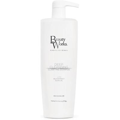 Beauty Works Deep Cleansing Clarifying Shampoo