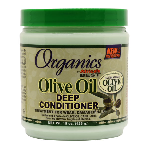 Original Africa's Best Olive Oil Deep Conditioner