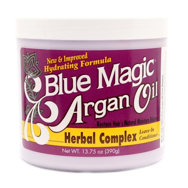 Blue Magic Argan Herbal Complex Leave-in Conditioner