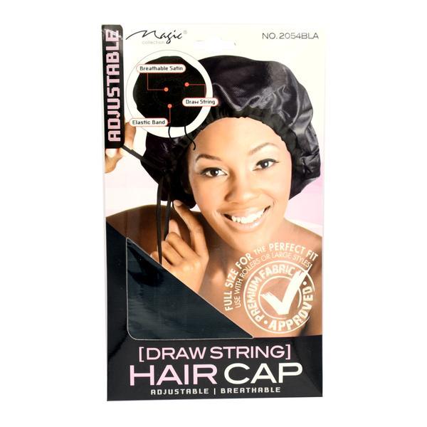 Magic Collection Women's Draw String Hair Cap ( 2047 )