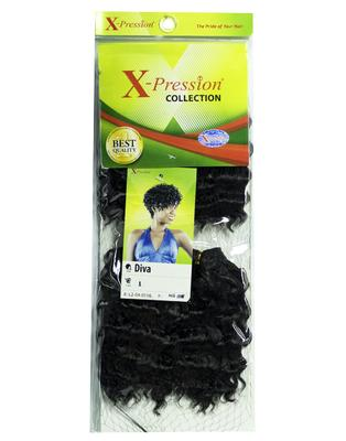 Xpression Weave On - Diva