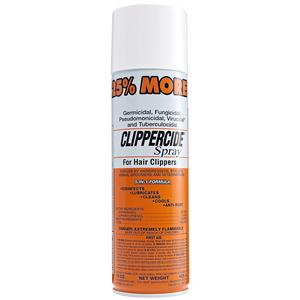 Clippercide Spray for Hair Clippers - 5-in-1 Formula - 15oz