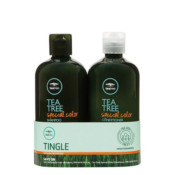 Paul Mitchell Tea Tree Special Colour Shampoo & Conditioner