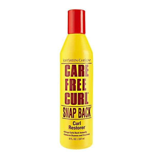 Care Free Curl Snapback- Curl Restorer