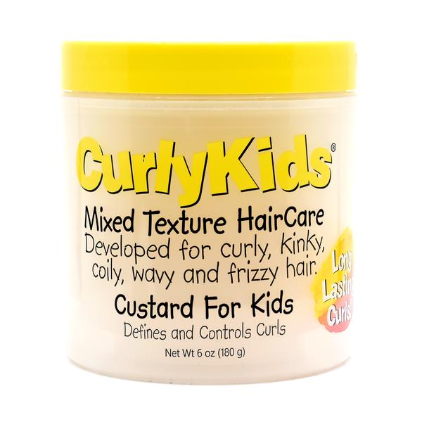 Curly Kids Custard