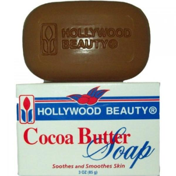 Hollywood Beauty Cocoa Butter Soap