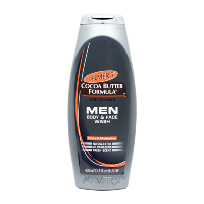 Palmer's Cocoa Butter Men Body & Face Wash