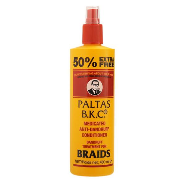 Paltas B.k.c  Medicated Anti Dandruff Braids Conditioner