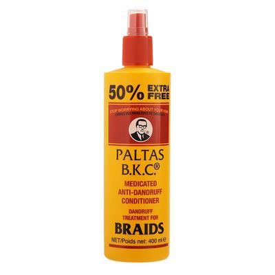 Paltas B.k.c  Medicated Anti Dandruff Braids Conditioner