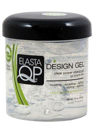 Elasta Qp Design Gel: Clear