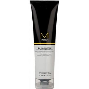 Paul Mitchell Double Hitter 2-in-1 Shampoo And Conditioner
