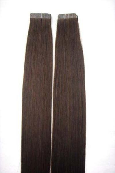 """Luscious Tape-in Human Hair Extension 18"""""""