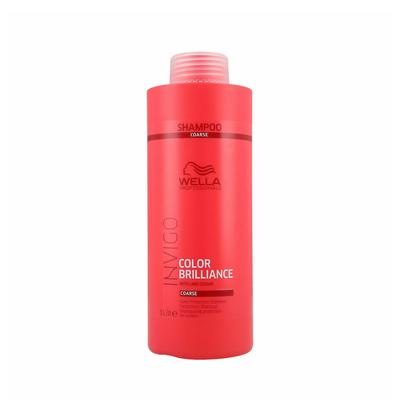 Wella Professional Brilliance Shampoo Coarse