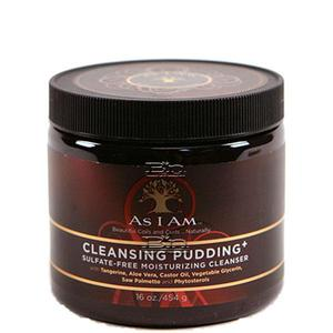 As I Am Cleansing Pudding  Moisturizing Cleansing Cleanser