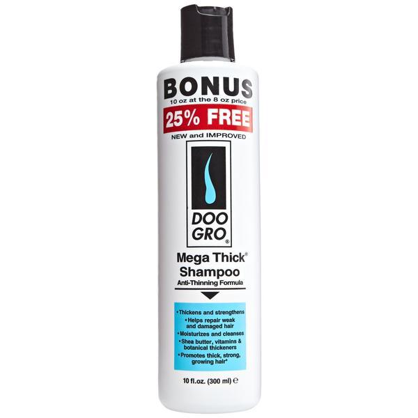 Anti-Thinning Shampoo by Doo Gro Mega Thick 300ml