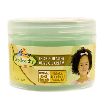 Sof N' Free N' Pretty Gro Healthy Thick & Healthy Olive Oil Cream