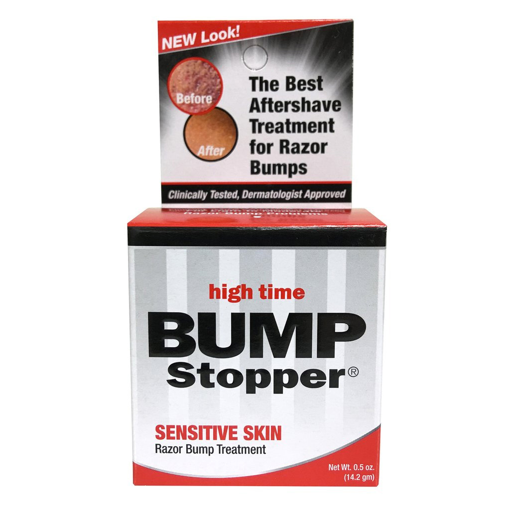 Bump Stopper Razor Bump Treatment (Sensitive Skin Formula)