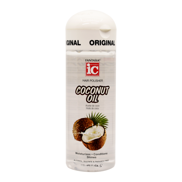 Ic Fantasia Coconut Oil Hair Polisher