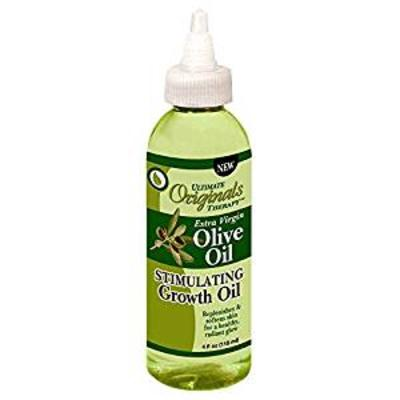 Ultimate Originals Olive Oil Stimulating Growth Oil