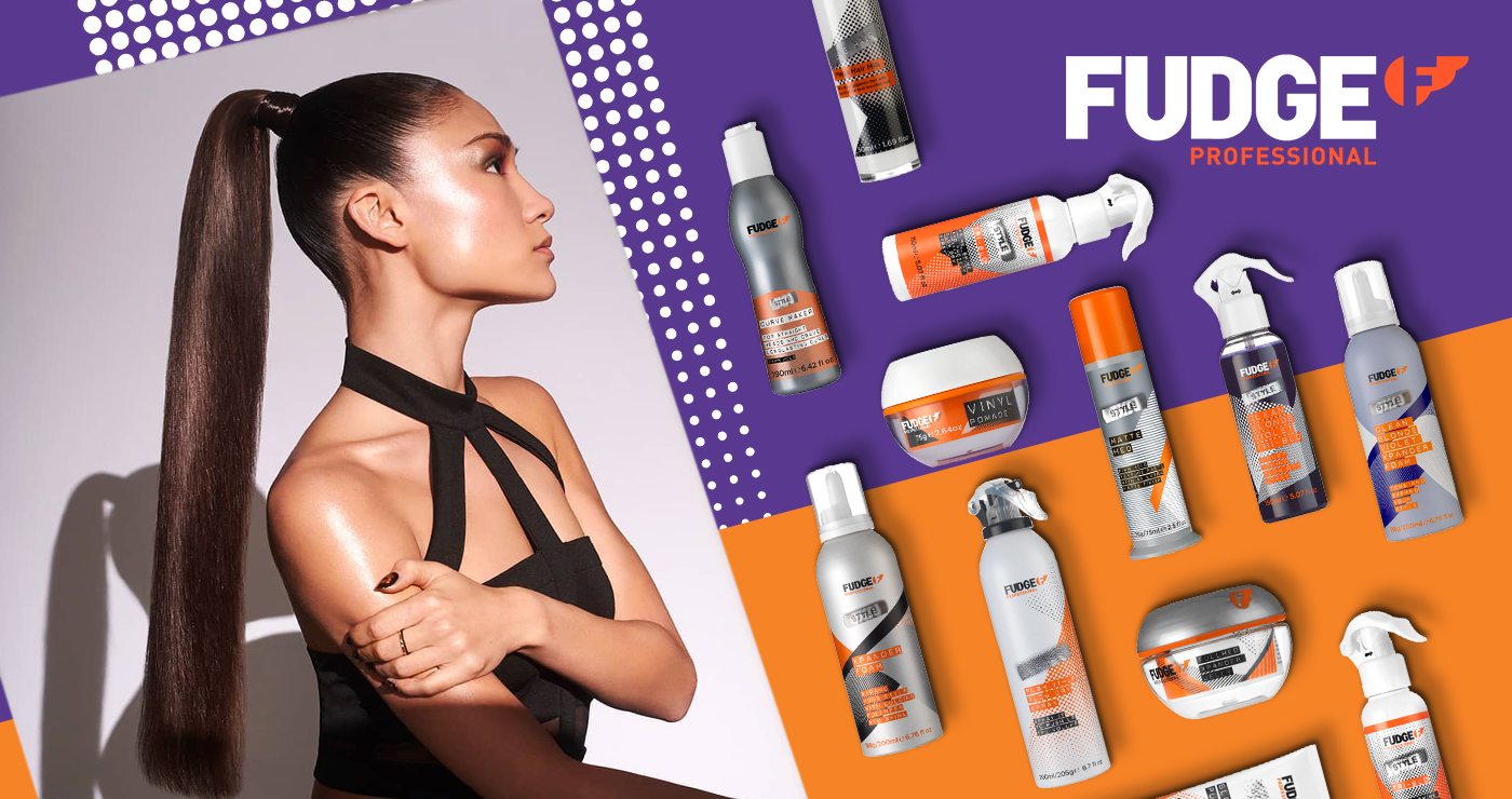 Fudge Professional Hair Care Products Store | Cosmetize UK